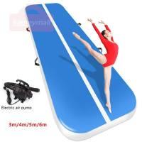 Inflatable Gymnastics Airtrack Yoga Inflatable Mattress Crossfit Inflatable Mat Rhythmic Gymnastics Air Track Fitness Air Track