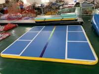 1x1m,2x2m,3x3m,Thick 20cm Inflatable Air Track Gymnastics Inflatable Air Track Tumbling Mat Gym AirTrack For Sale