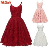 Elegant Cocktail Dresses 2021Short Sling Feather tassel Sexy strapless Hanging neck shawl dress Sexy Women Formal Cocktail Dress