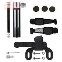 Mini Portable Bicycle Pump 120 PSI High pressure Changable Presta Schrader Valve Air Mouth Pump Tire Inflator Bike Hand Pump