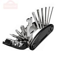 Bike Accessories Multitool Bike Repair Tools Portable Multipurpose Wrench Cycle Screwdriver Repair Tool Kit Topeak Spoke Wrench (White)