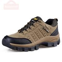 Men Desert Training  Hiking Shoes Waterproof Breathable Tactical Combat