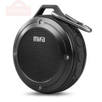 Outdoor Wireless Bluetooth Stereo Portable Speaker Built-in mic Shock Resistance IPX6 Waterproof Speaker with Bass