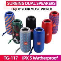 Bluetooth Speaker boombox Soundbar Subwoofer Outdoor Sports caixa de som Loudspeaker TF Card FM Radio