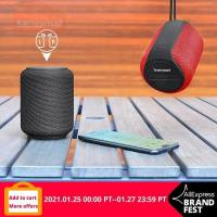 Mini Bluetooth Speaker Wireless Portable Speaker TWS Speakers with IPX6, Voice Assistant, 24 Hours Play time