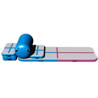 Wholesale Air Tumble Track Traning Set Gymnastics Home Edition